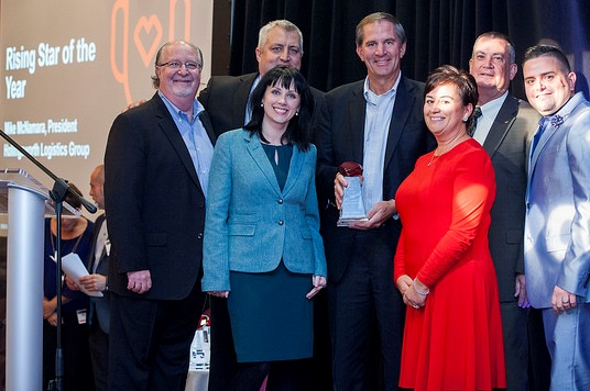 hollingsworth honored with cvs health supplier diversity award