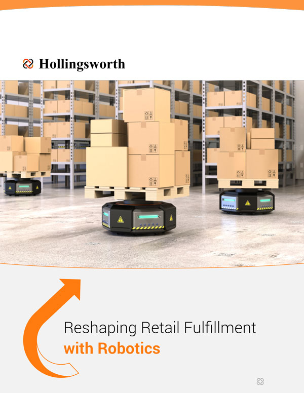 Reshaping Retail Fulfillment with Robotics