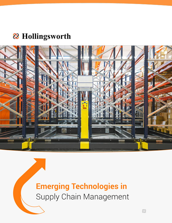 Emerging Technologies in Supply Chain Management