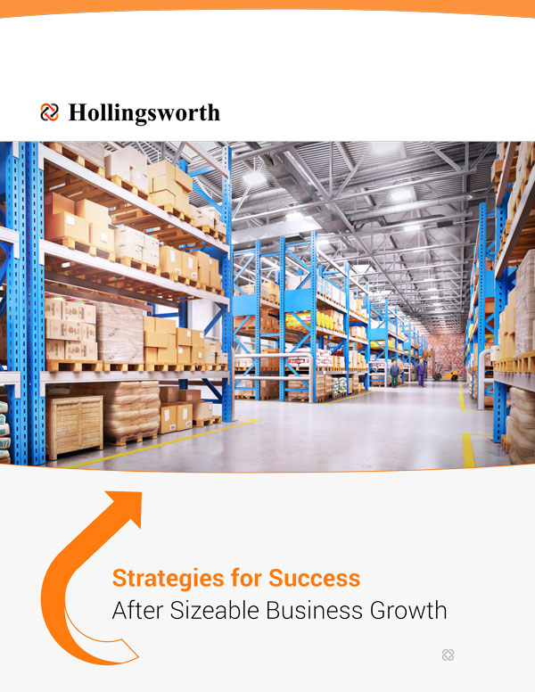 Strategies for Success After Sizable Business Growth