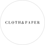 Cloth & Paper Logo