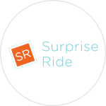 Surprise Ride Logo