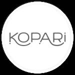 Kopari Beauty Logo
