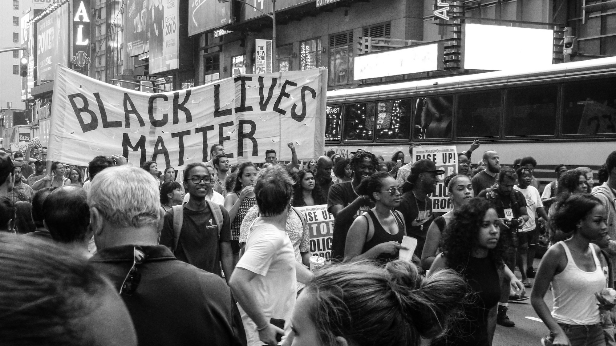 black lives matter civil rights movement