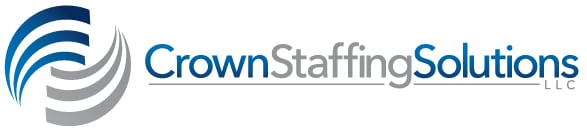 crown staffing solutions logo